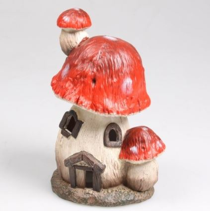 i&s paddenstoel huisje (3ass.)