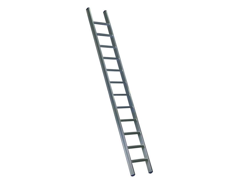 industriële ladder aluminium dikke treden