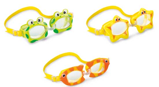 intex fun zwembrillen (3ass.)