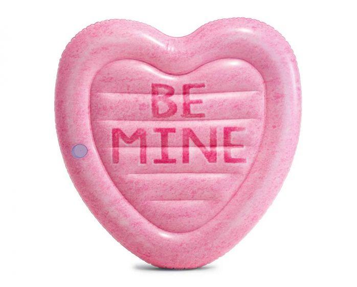 intex opblaasbaar luchtbed candy heart