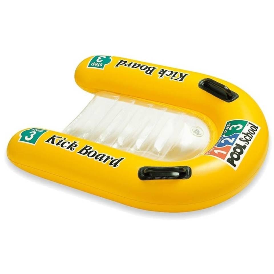 intex pool school kickboard