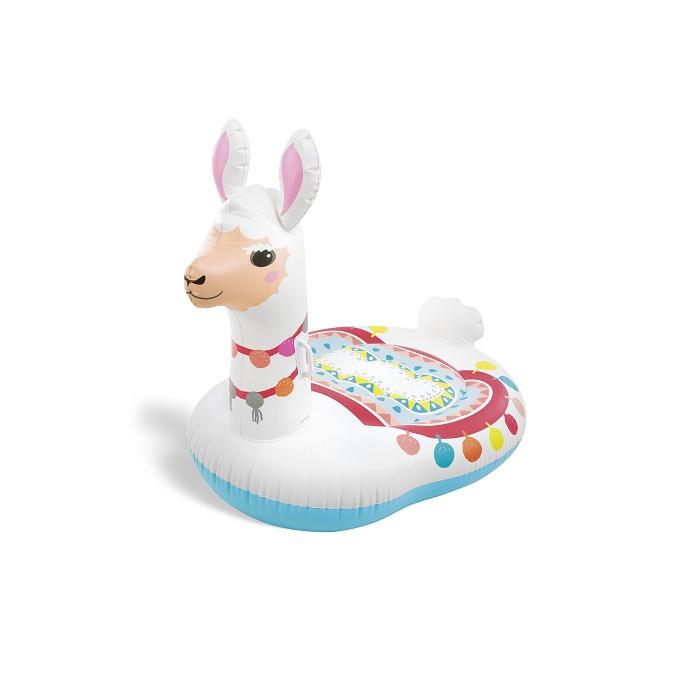 intex ride-on cute llama