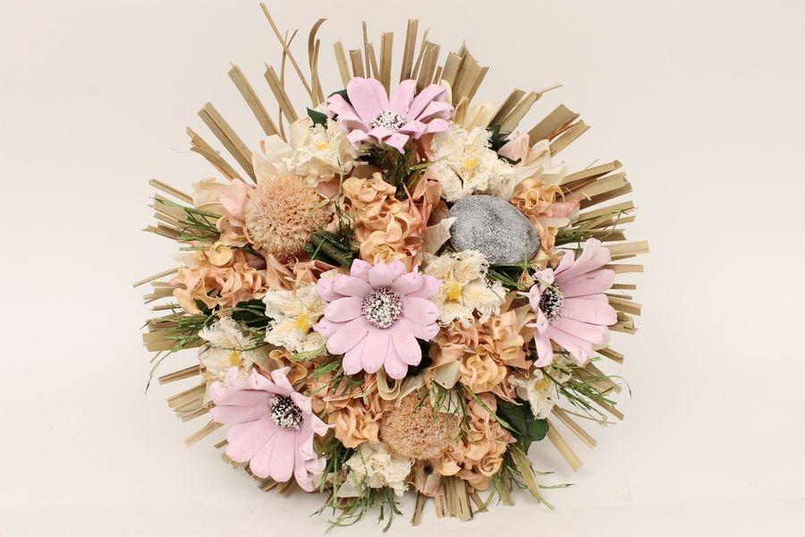 jac bouquet bb pink large