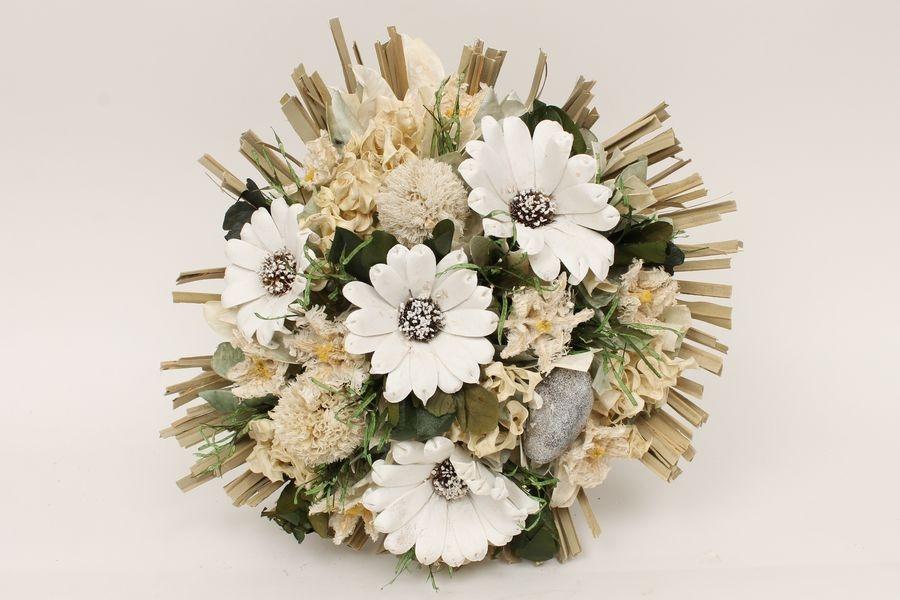 jac bouquet bb white large
