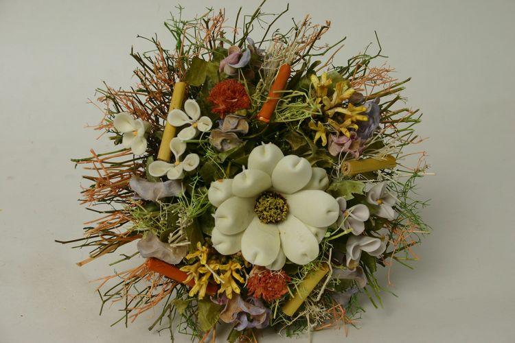 jac bouquet es orange medium