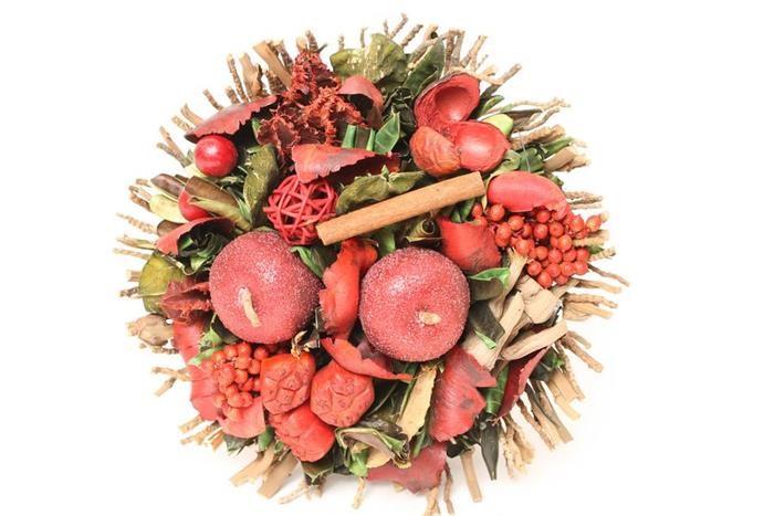 jac bouquet large apple red