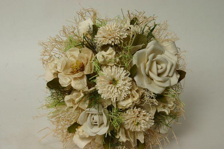 jac bouquet mt white large