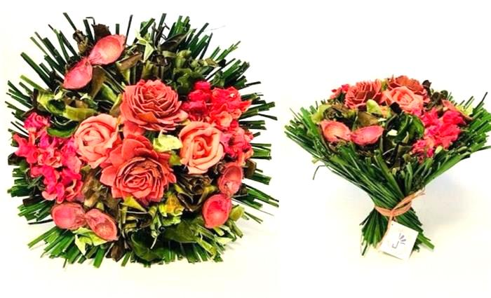 jac bouquet rms pink large