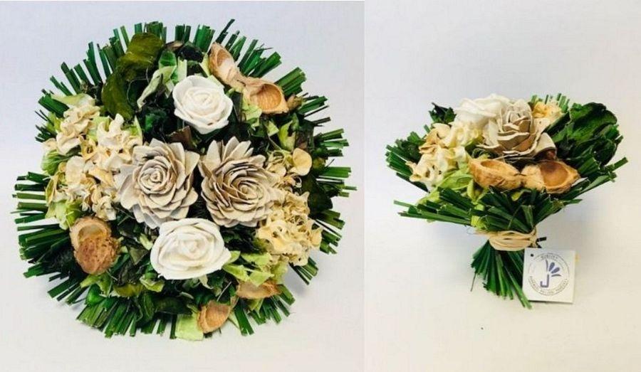jac bouquet rms white large