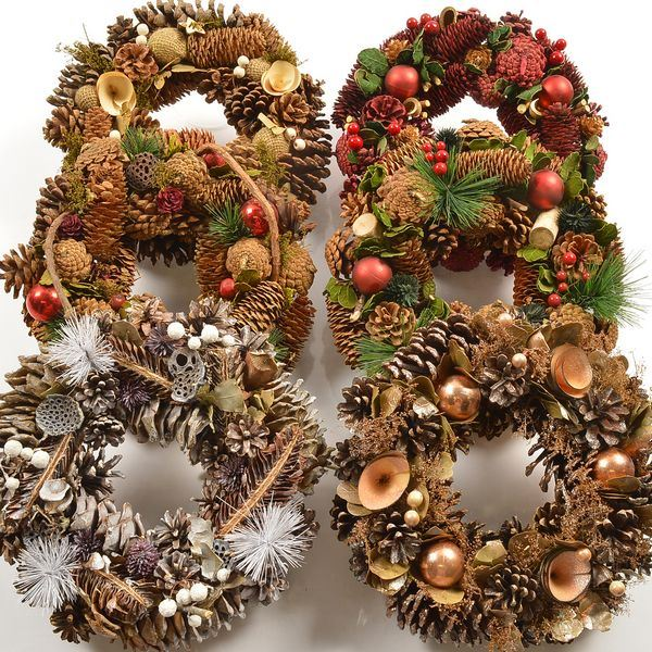 jac wreath X-mas