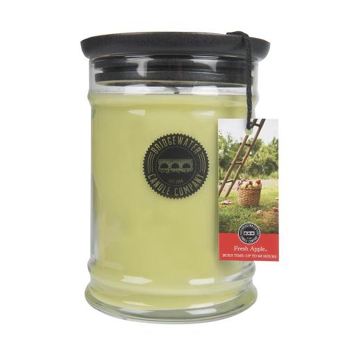 bridgewater geurkaars jar large fresh apple