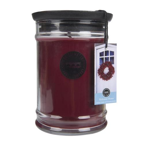 bridgewater geurkaars jar large welcome home