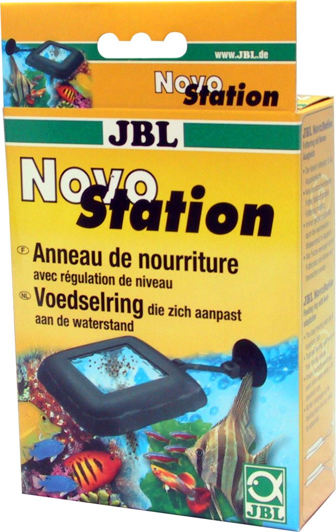 jbl novostation voederring