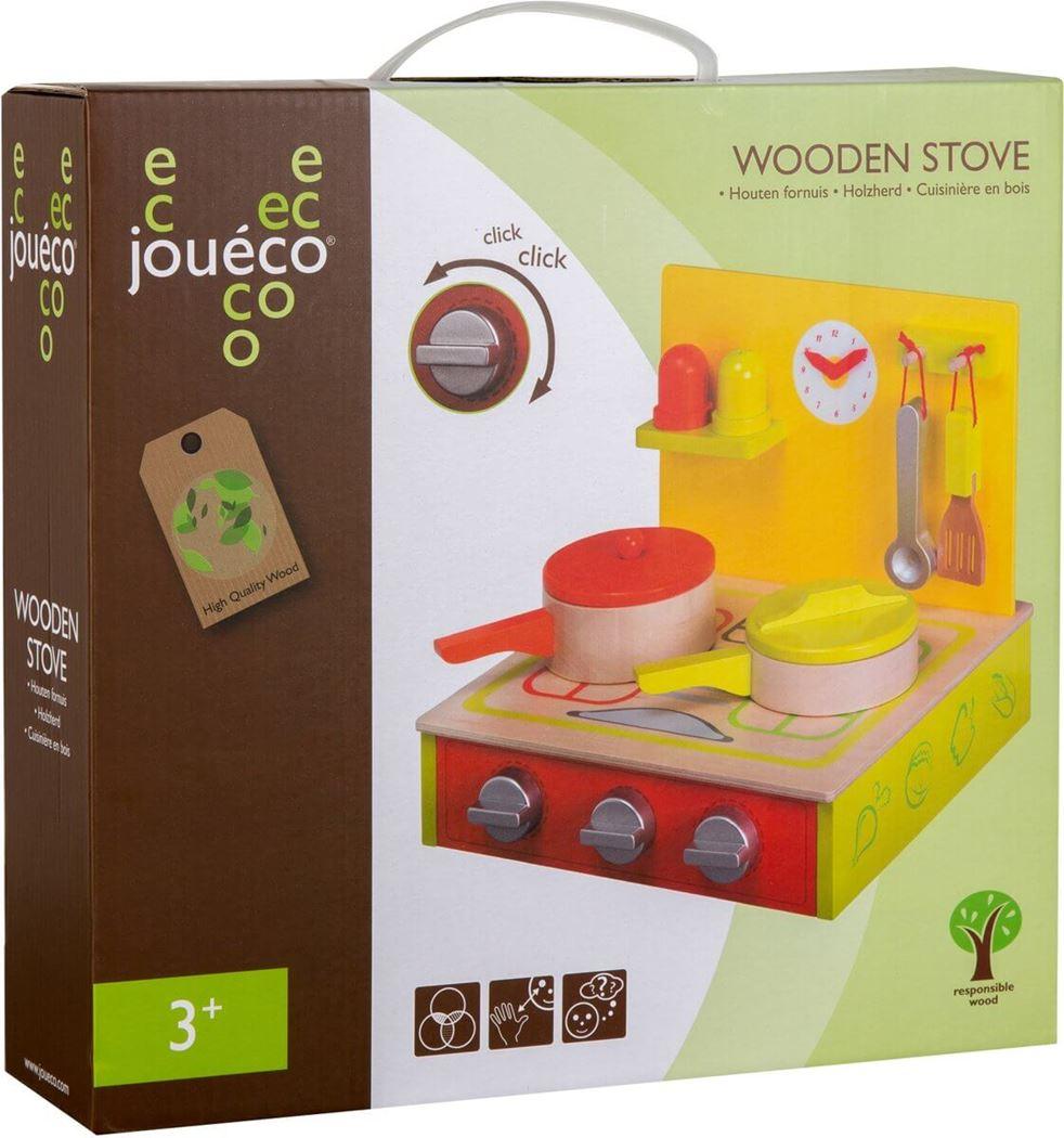 jouéco houten fornuis