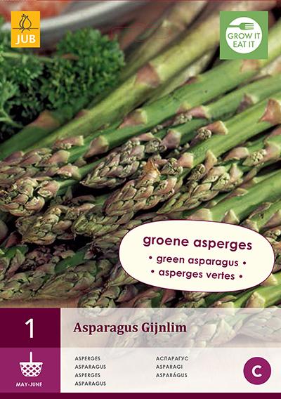 jub asparagus gijnlim i