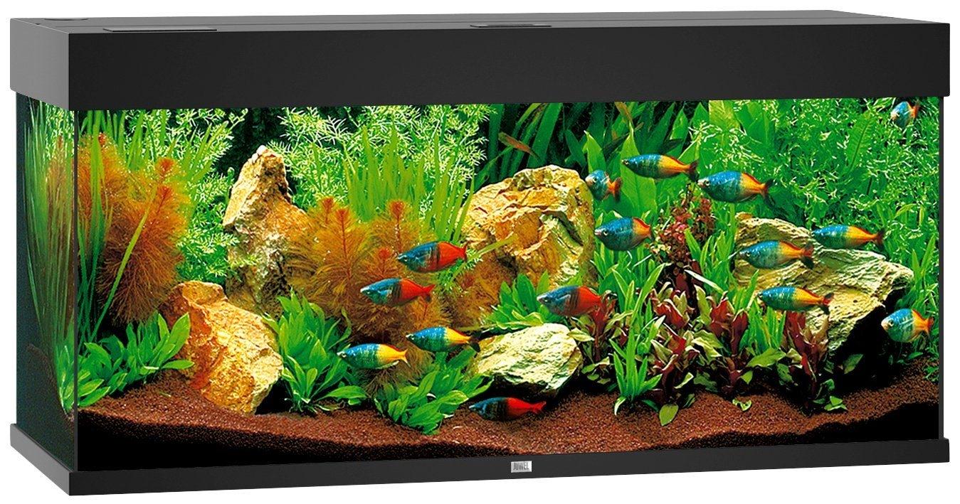juwel aquarium rio 180 led zwart