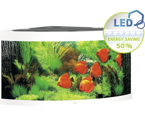 juwel aquarium trigon 350 led wit