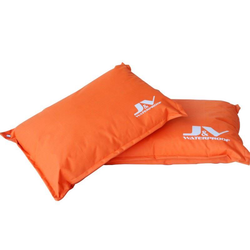j&v waterproof cushion orange