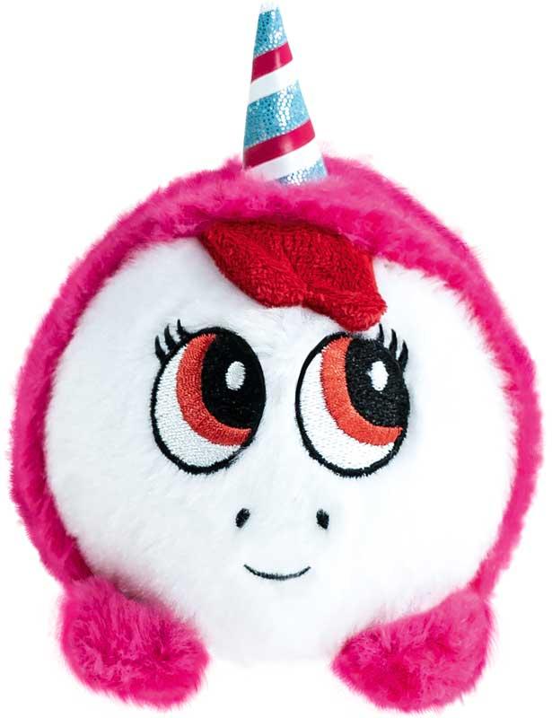k3 pluche squeezy unicorn - hanne