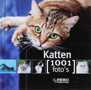 katten - 1001 fotoboek