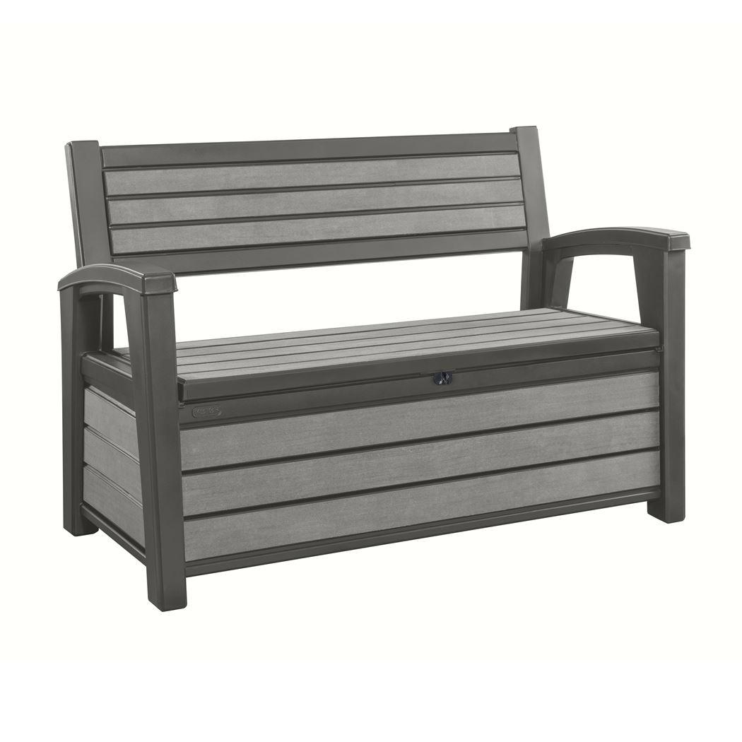 keter hudson bench box