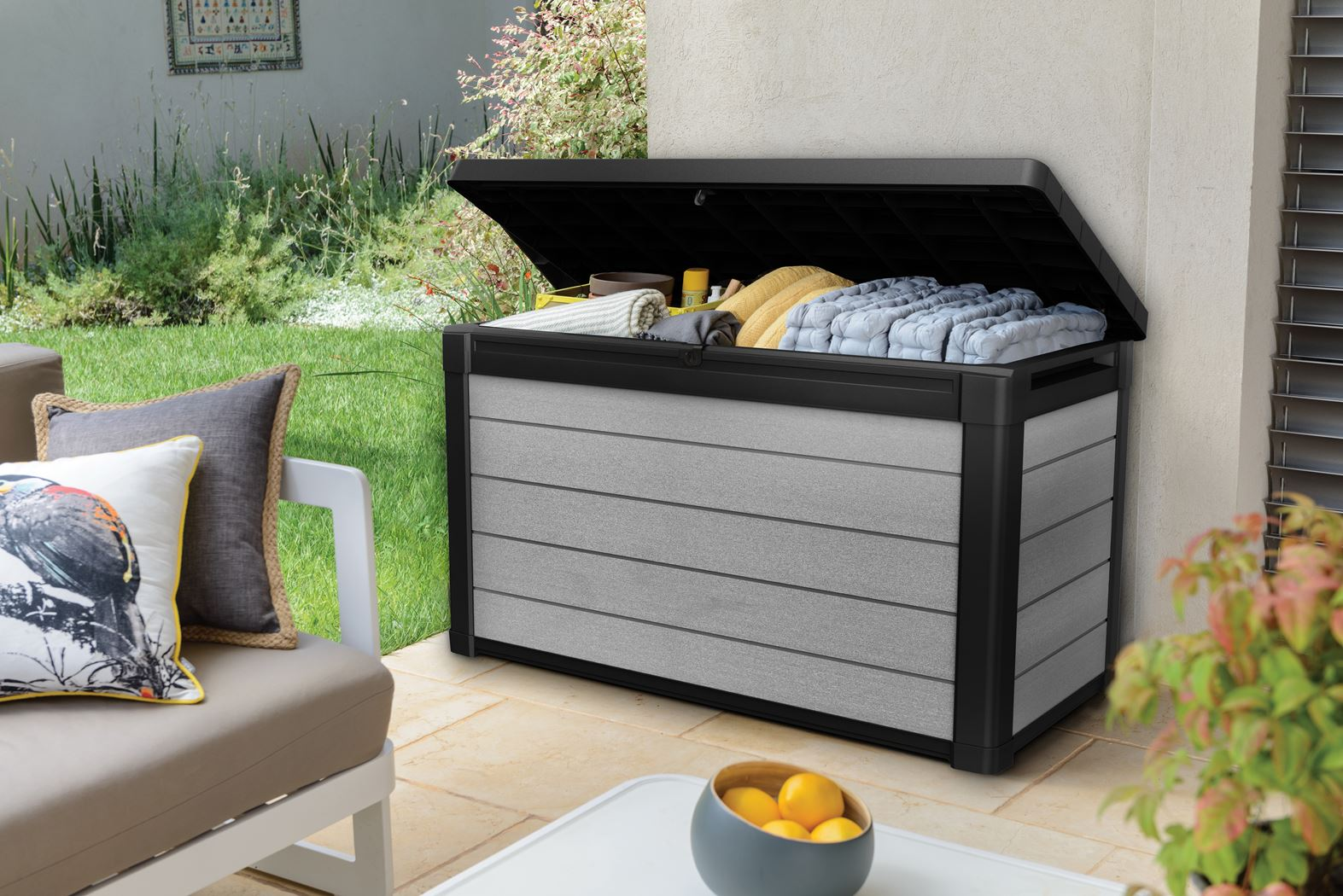 keter storage box denali