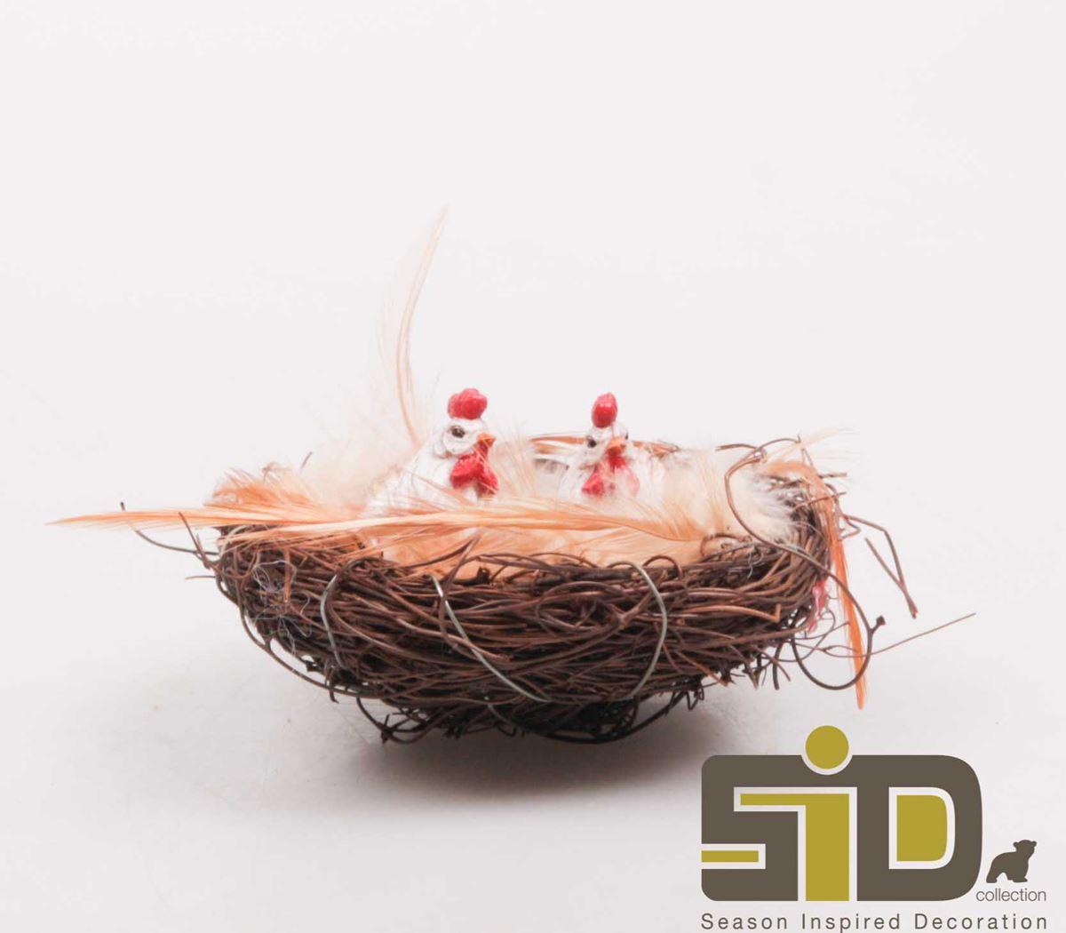 kipjes op nest