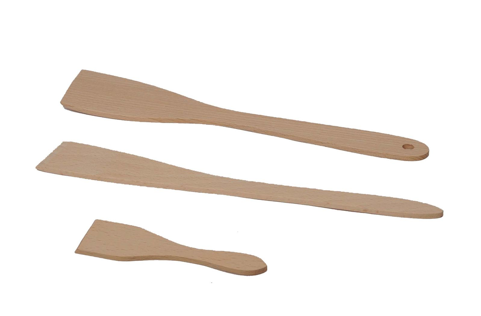 kitchen tools raclettespatels beuk (10sts)