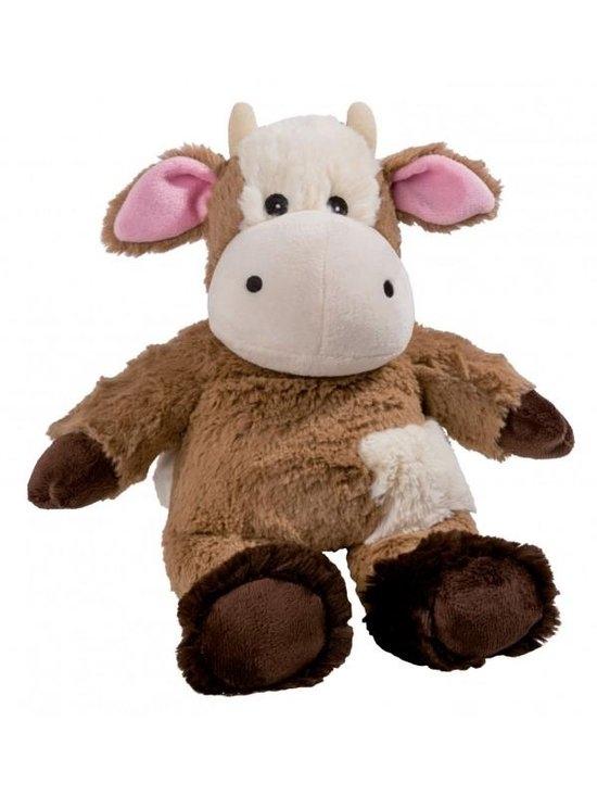 warmies knuffel verwarmbaar cow