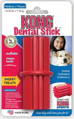 kong dental sticks - m