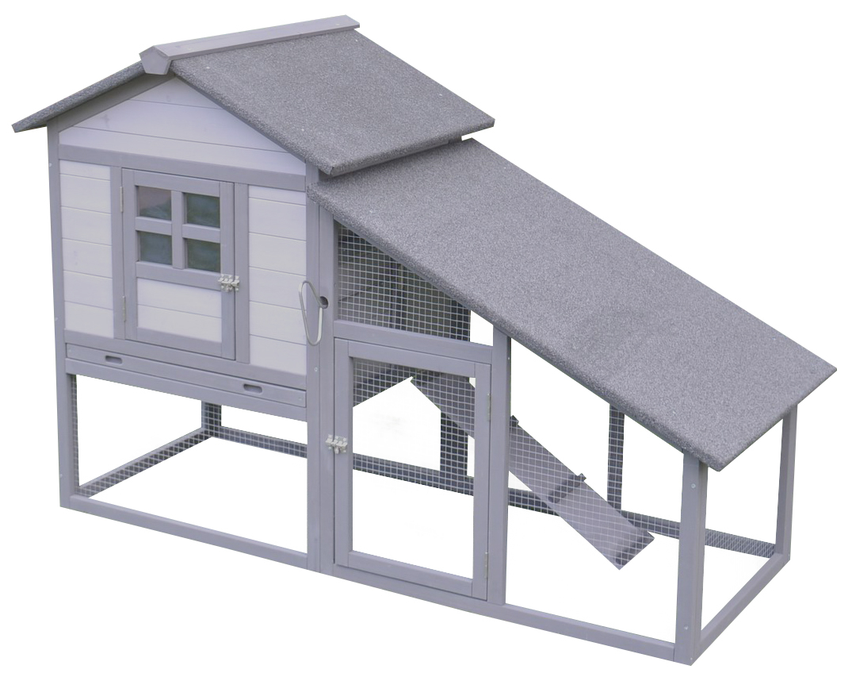 konijnenhok quincy cottage