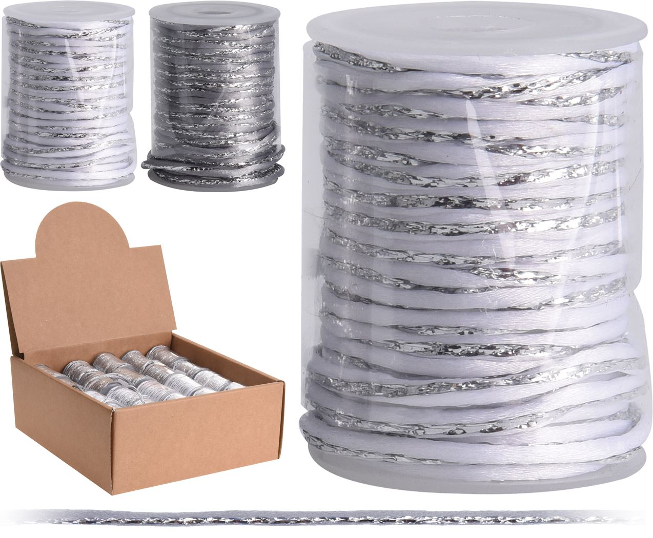 koord grijs zilver (2ass.)
