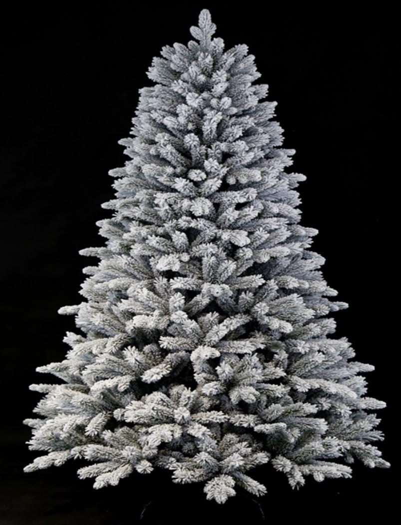 kunstkerstboom embar snow tree (684 tips)