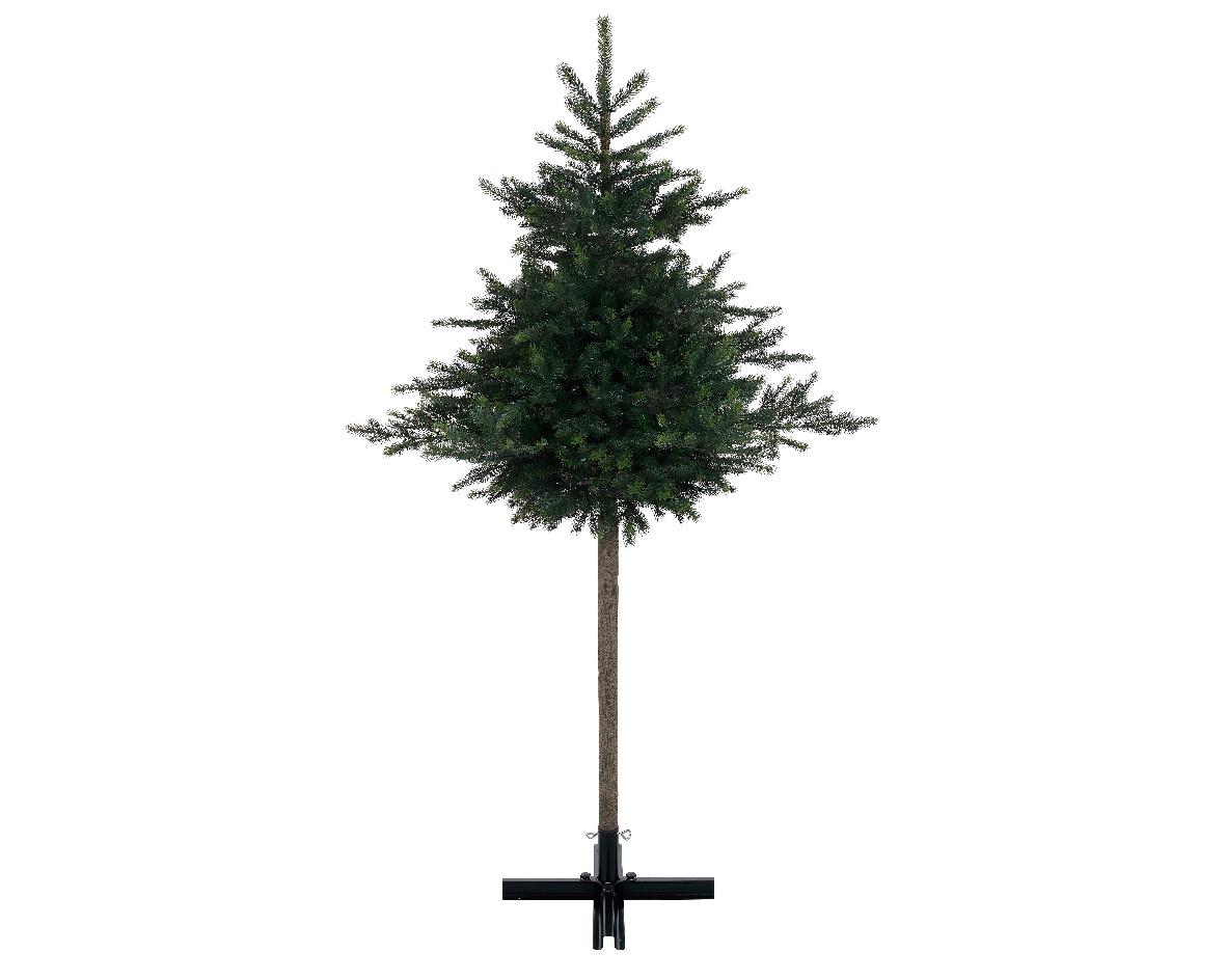 kunstkerstboom grandis op stam easy setup groen