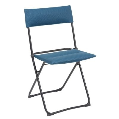 lafuma air comfort® chair anytime ac coral blue/black