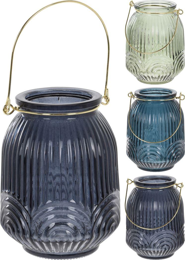 lantaarn glas (3ass.)
