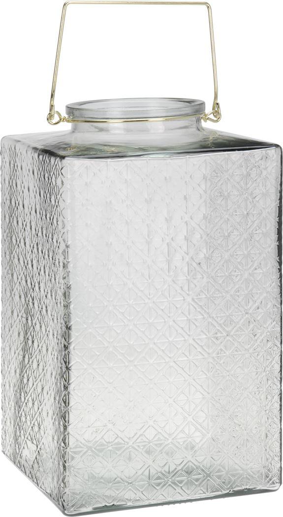 lantaarn glas licht grijs