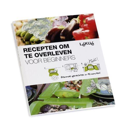 lékué kookboek voor beginners