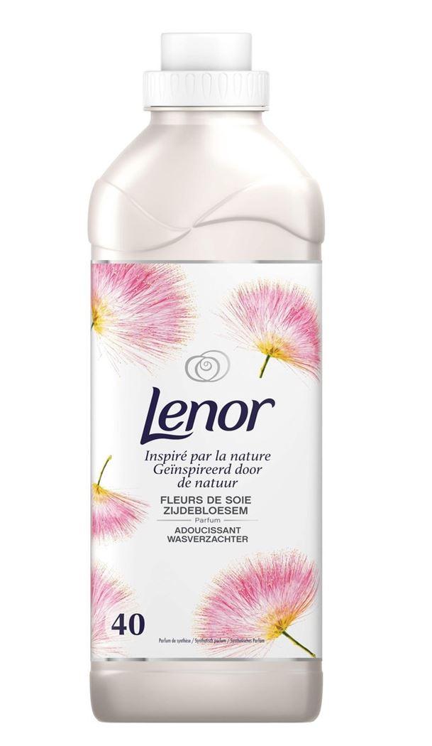 lenor wasverzachter silk tree blossom