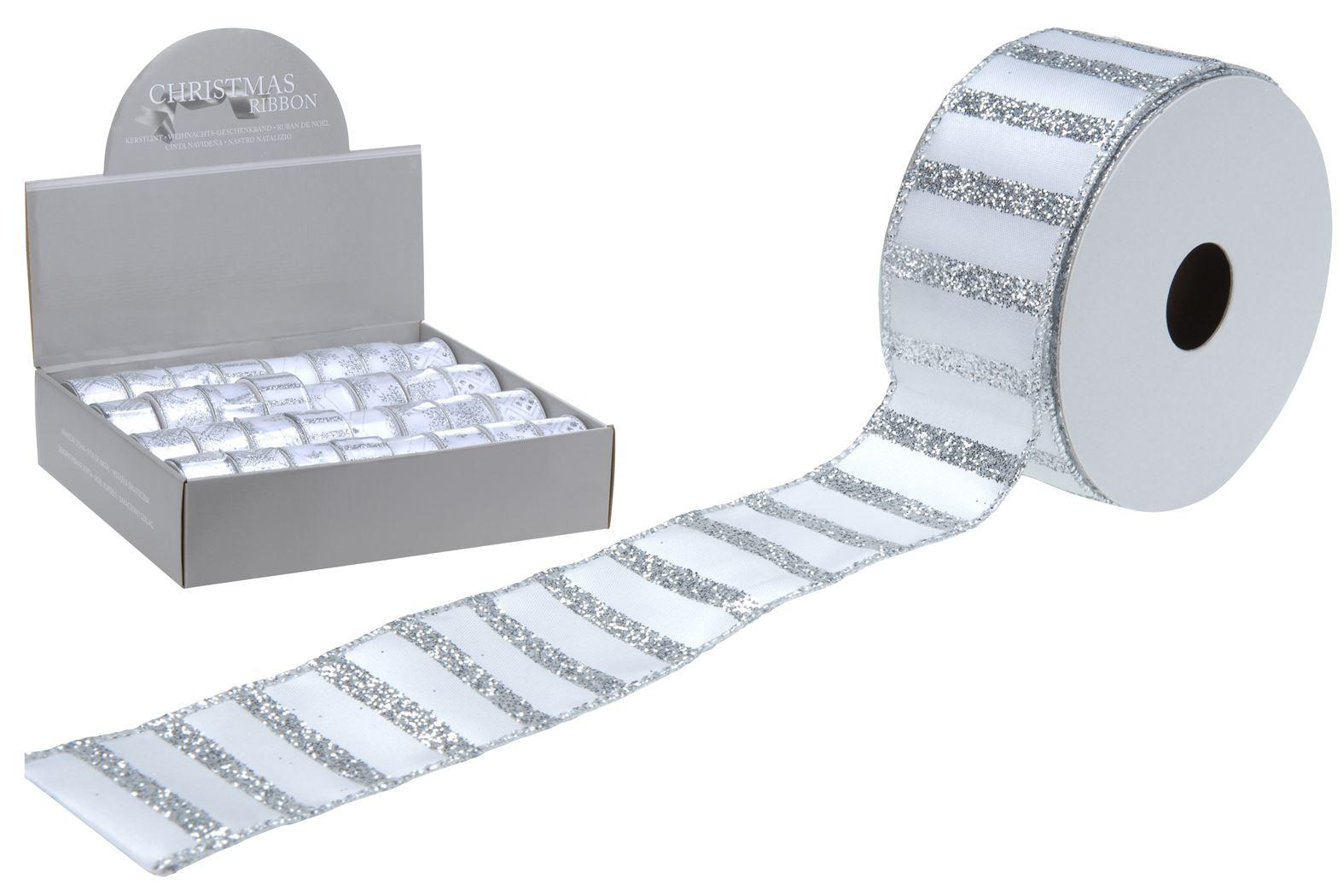 lint zilver wit (6ass.)