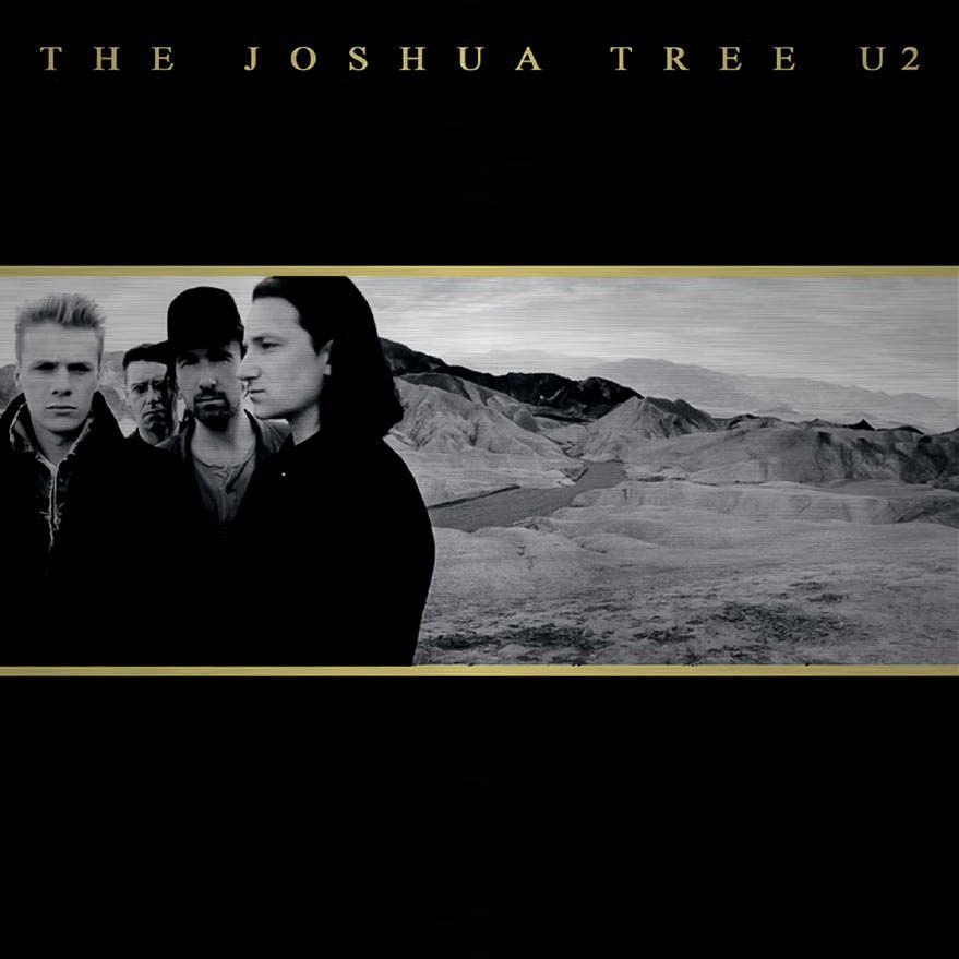 lp u2  - the joshua tree