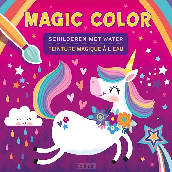 magic color schilderen met water