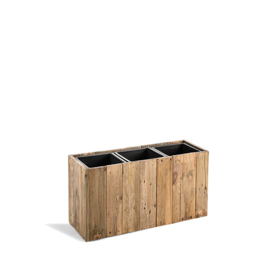 marrone box dark flame wood medium