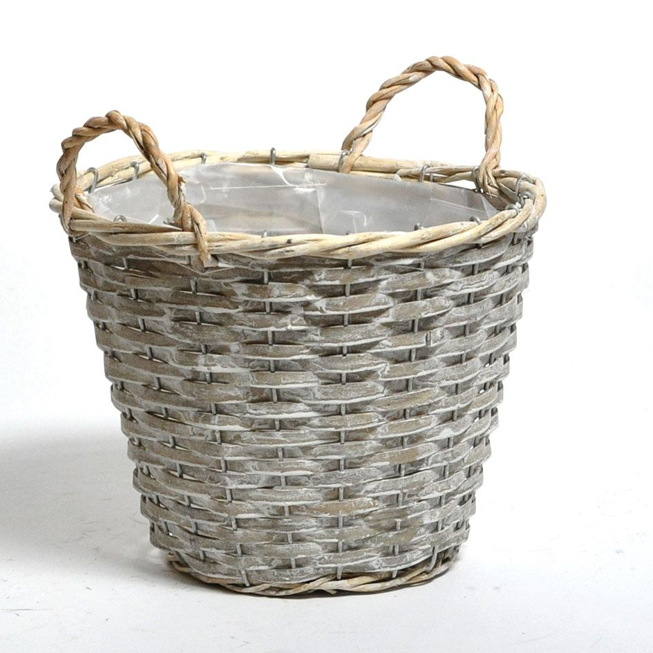 ava potato basket greywash