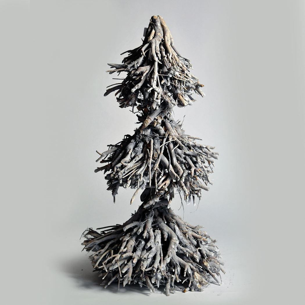 mc twig deco tree grey