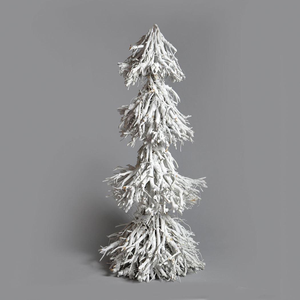 mc twig deco tree white