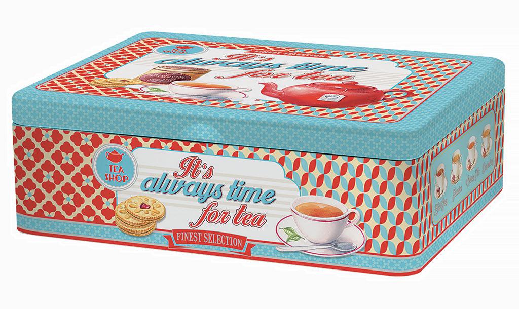 melplus voorraaddoos thee time for tea