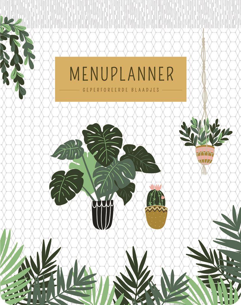 menuplanner - houseplants