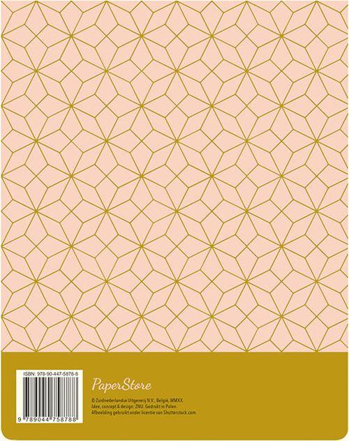 menuplanner - pink patterns