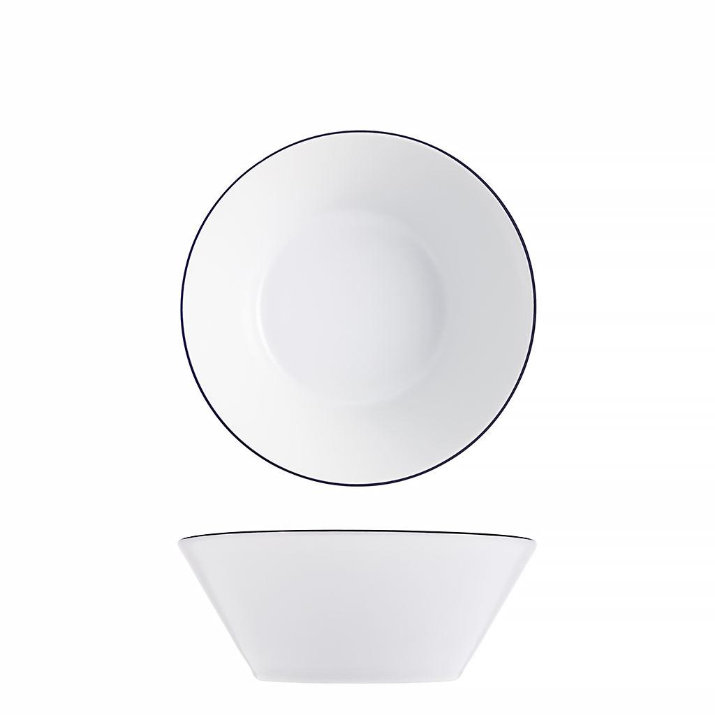 mesa porzellan bowl conisch